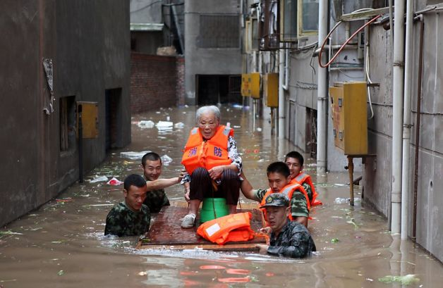 Chine: Les médias sommés de positiver sur les inondations
