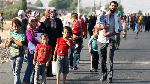 La Turquie débordée par les réfugiés syriens