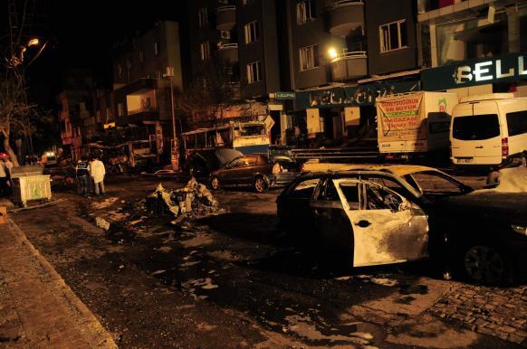 Turquie : Au moins 9 morts suite à l'attentat de Gaziantep