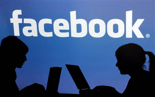 Facebook: La capitalisation de l'action en chute