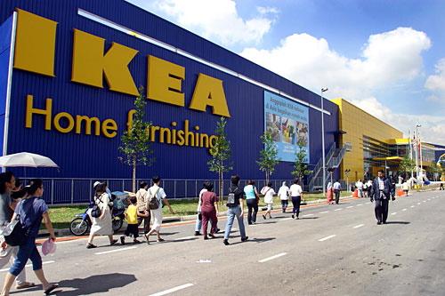 Inde: Tractations sur l'installation d'Ikea