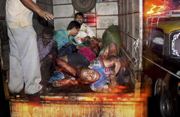 Inde: Explosions en série à Pune