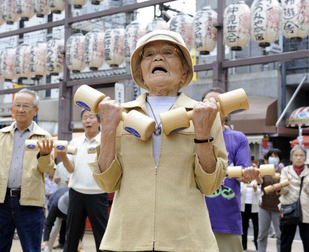 Japon: Vers la retraite à 65 ans