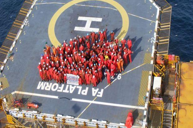 Afrique du Sud: A la recherche de l'or noir