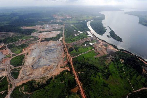 Brésil: Les travaux du barrage de Belo Monte en stand-by