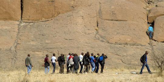 Afrique du Sud : l'heure de la révolution minière ?