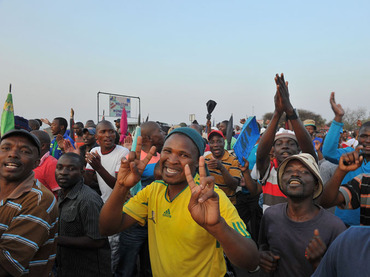 Afrique du sud : Lonmin prime ses grévistes
