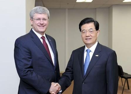 Canada /Chine : Promouvoir et protéger les investissements étrangers