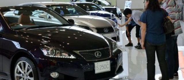 Chine : Toyota et Nissan diminuent leurs activités