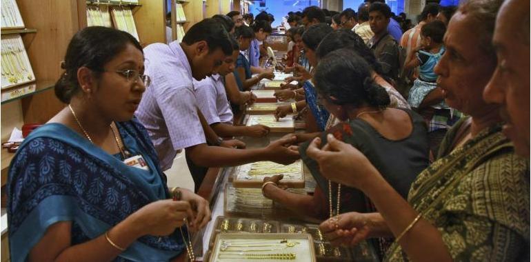 Inde : taxer les importations d'or?