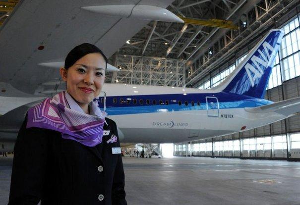 Japon : 11 Boeing de plus pour ANA