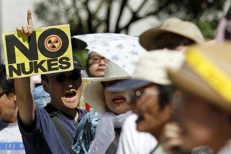 Japon : sortir du nucléaire à l'horizon 2030