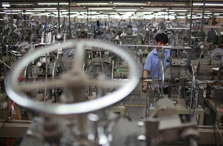 Japon : la production industrielle marque le pas