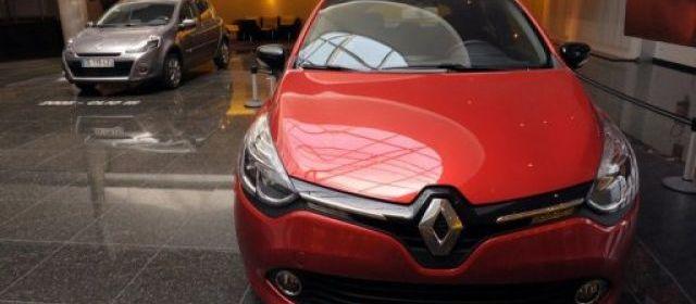 Renault fabriquera 60 % des Clio IV en Turquie