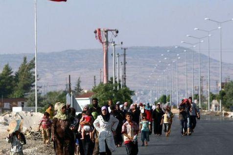 Turquie : les réfugiés syriens mal vus à Antioche