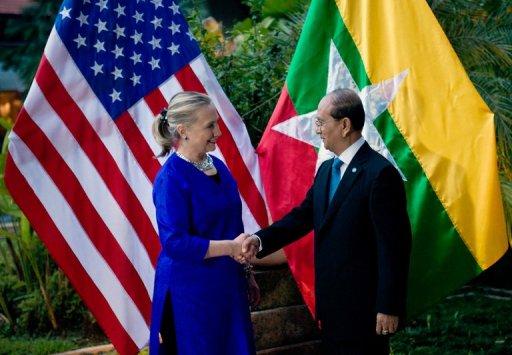 USA/Birmanie : sur la voie de la normalisation des relations
