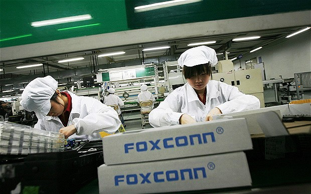 Chine : Foxconn embauchait des mineurs