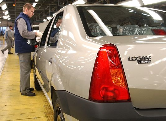 Roumanie : l'impact de Dacia-Renault sur Mioveni