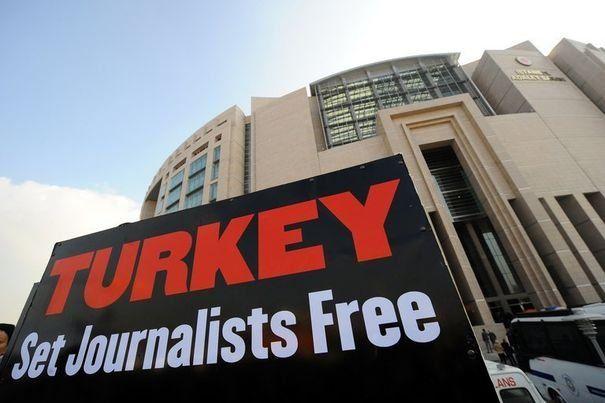 Turquie : la presse manque de liberté