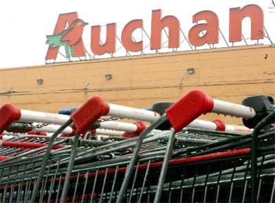Inde : Auchan devient apparent