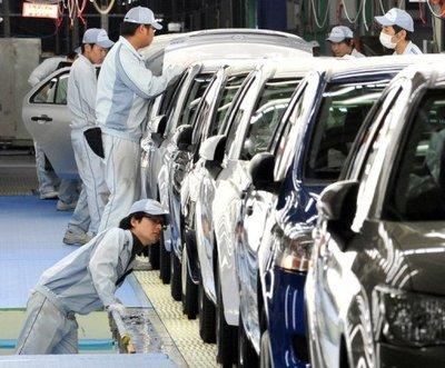 Nouvelle déconvenue pour le japonais Toyota