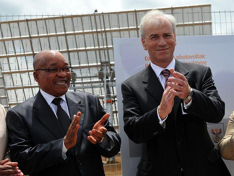 Afrique du Sud : « Soitec » ira jusqu'au bout