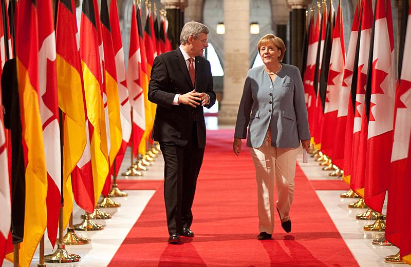 Allemagne : faciliter l'investissement étranger au Canada