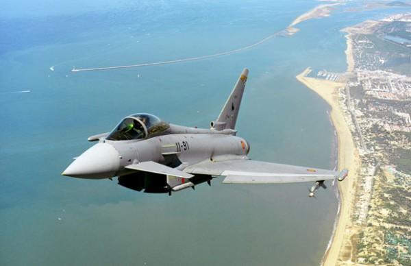 Oman commande des Eurofighter