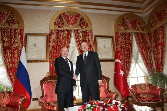 Turquie/Russie : accords économiques et désaccords politiques