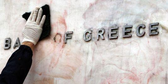 Grèce: recapitalisation de 4 grandes banques
