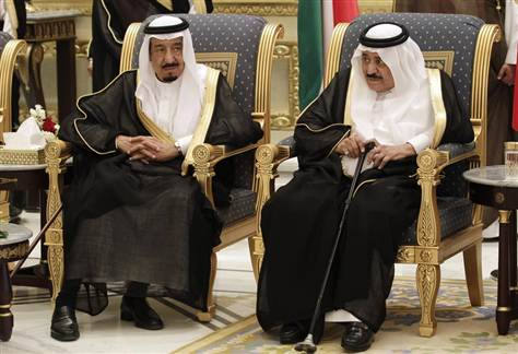 Arabie saoudite: le Conseil des ministres adopte le budget 2013