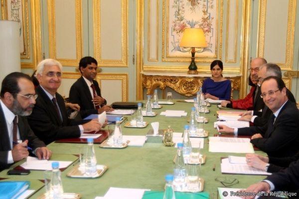 Inde-France : le Rafale en discussions