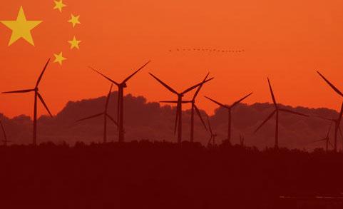 La Chine à fond dans le renouvelable