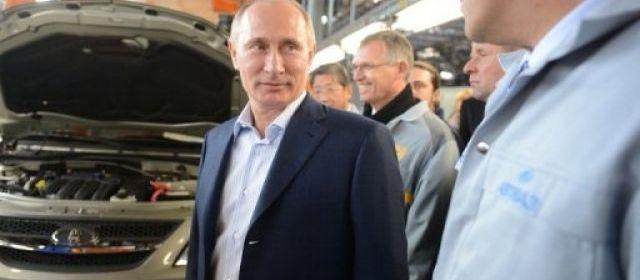 Russie : des ventes automobiles record