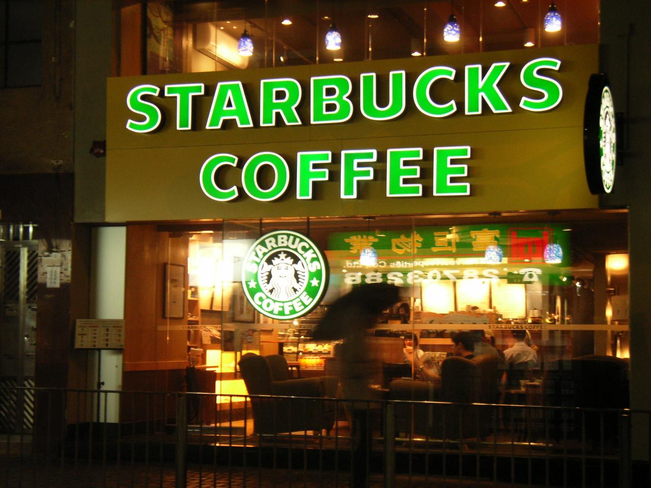 Royaume-Uni : le torchon brûle entre Starbucks et l'Etat