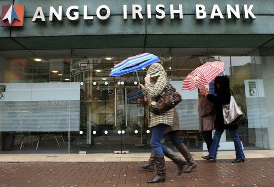 Irlande : liquidation d'Anglo Irish Bank