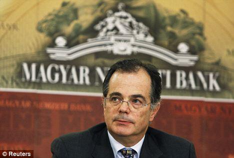 Hongrie : la Banque centrale abaisse son taux directeur