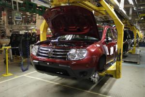 Inde Renault renaît par son Duster