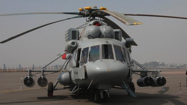L'Inde compte s'équiper en hélicoptères militaires
