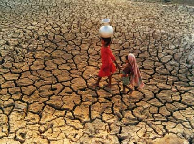 La sécheresse et ses conséquences sur l'Afrique