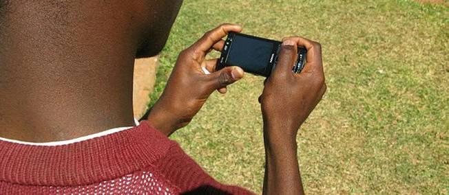 Afrique du Sud : des téléphones à la place des livres