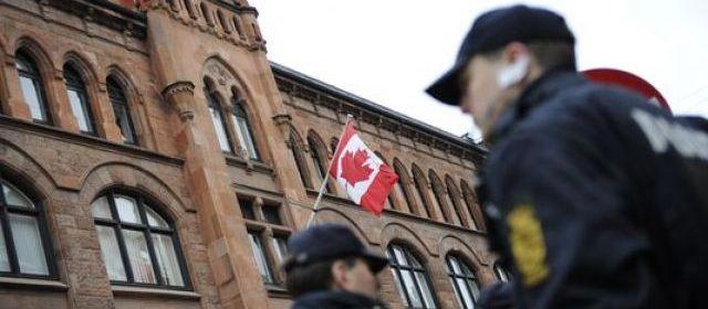 Le Canada visé par un attentat