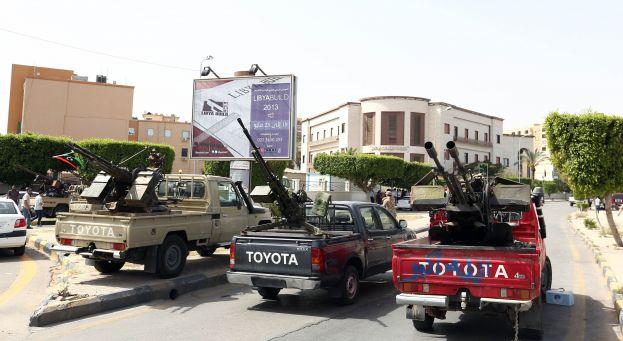 La Libye se transforme en un nouvel Irak