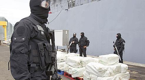Narcotrafic : la Suisse épaule le Nigéria