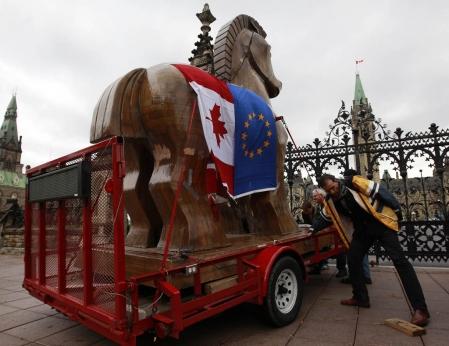 Canada/Union Européenne : les relations commerciales proches de la rupture