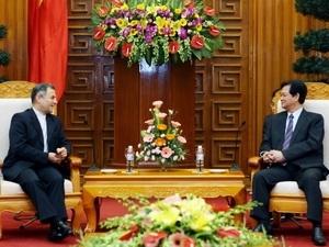 L'Iran tisse des liens au Vietnam