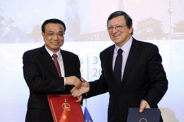 Chine/UE : tensions derrière des relations commerciales florissantes