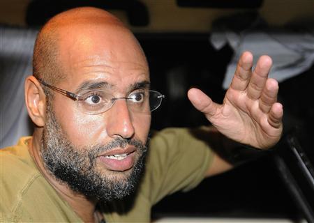 Ajournement du procès de Seif al Islam Kadhafi
