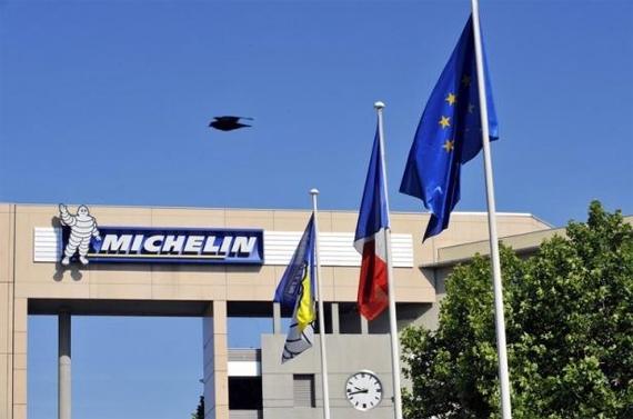 Michelin assure son extension