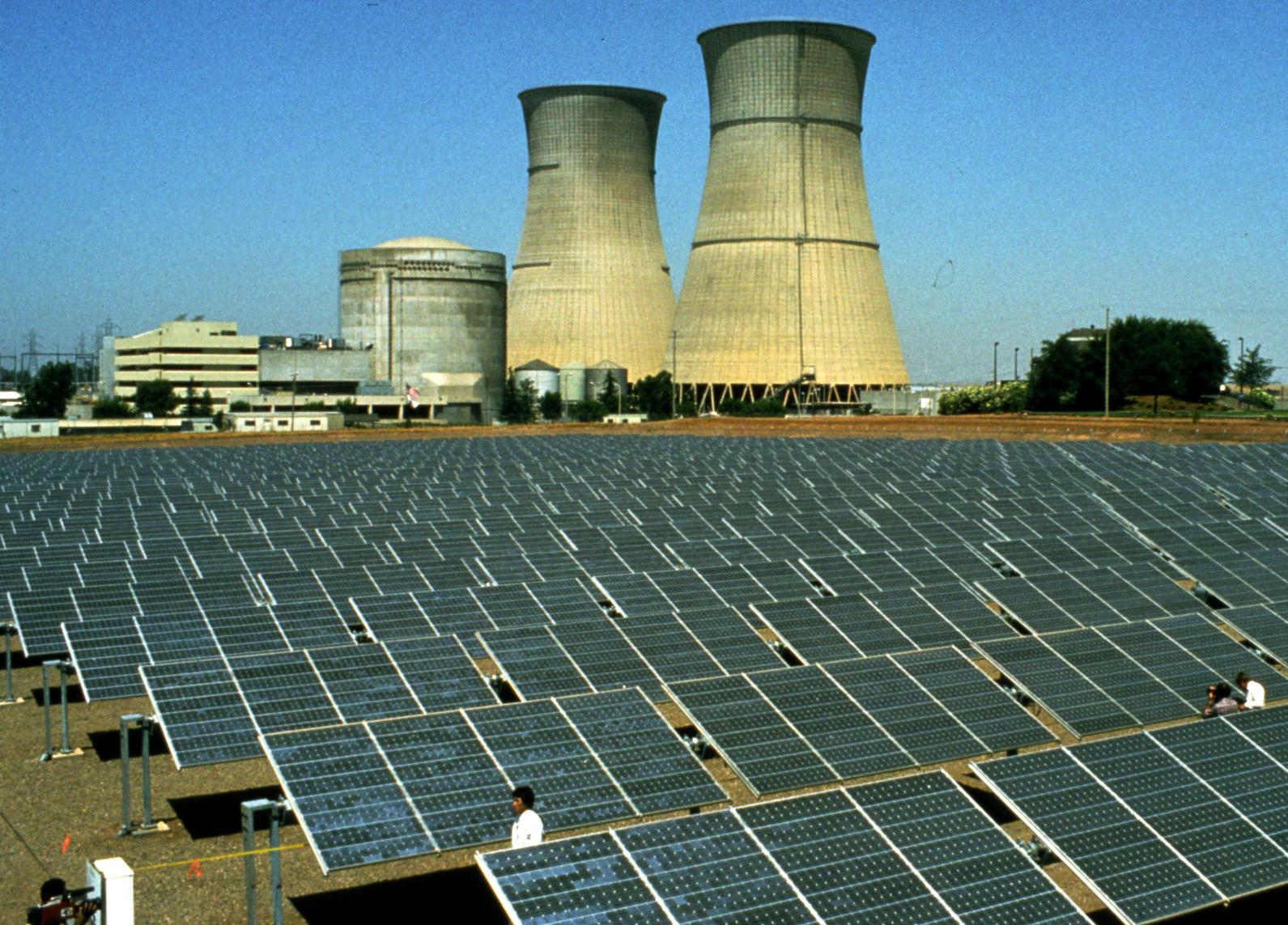 France : Entre nucléaire et énergie verte